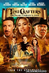 TimeCrafters The Treasure of Pirates Cove (2020) English Movie