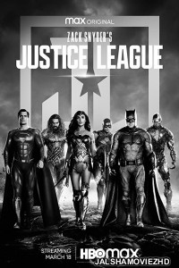 Zack Snyders Justice League (2021) Hindi Dubbed